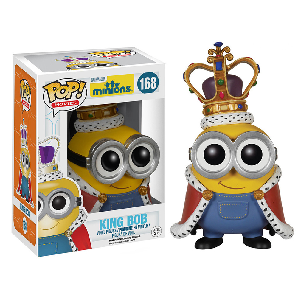 POP!: Minions - King Bob Photo