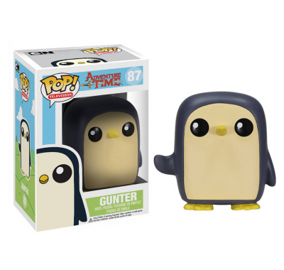 Pop Adventure Time Gunter
