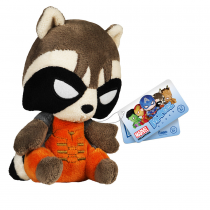 Mopeez Plush: GOTG - Rocket Racoon Photo