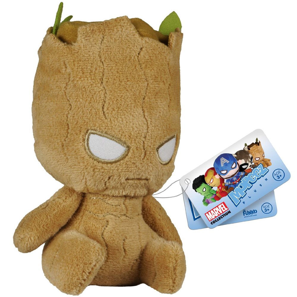 Mopeez Plush: GOTG - Groot Photo