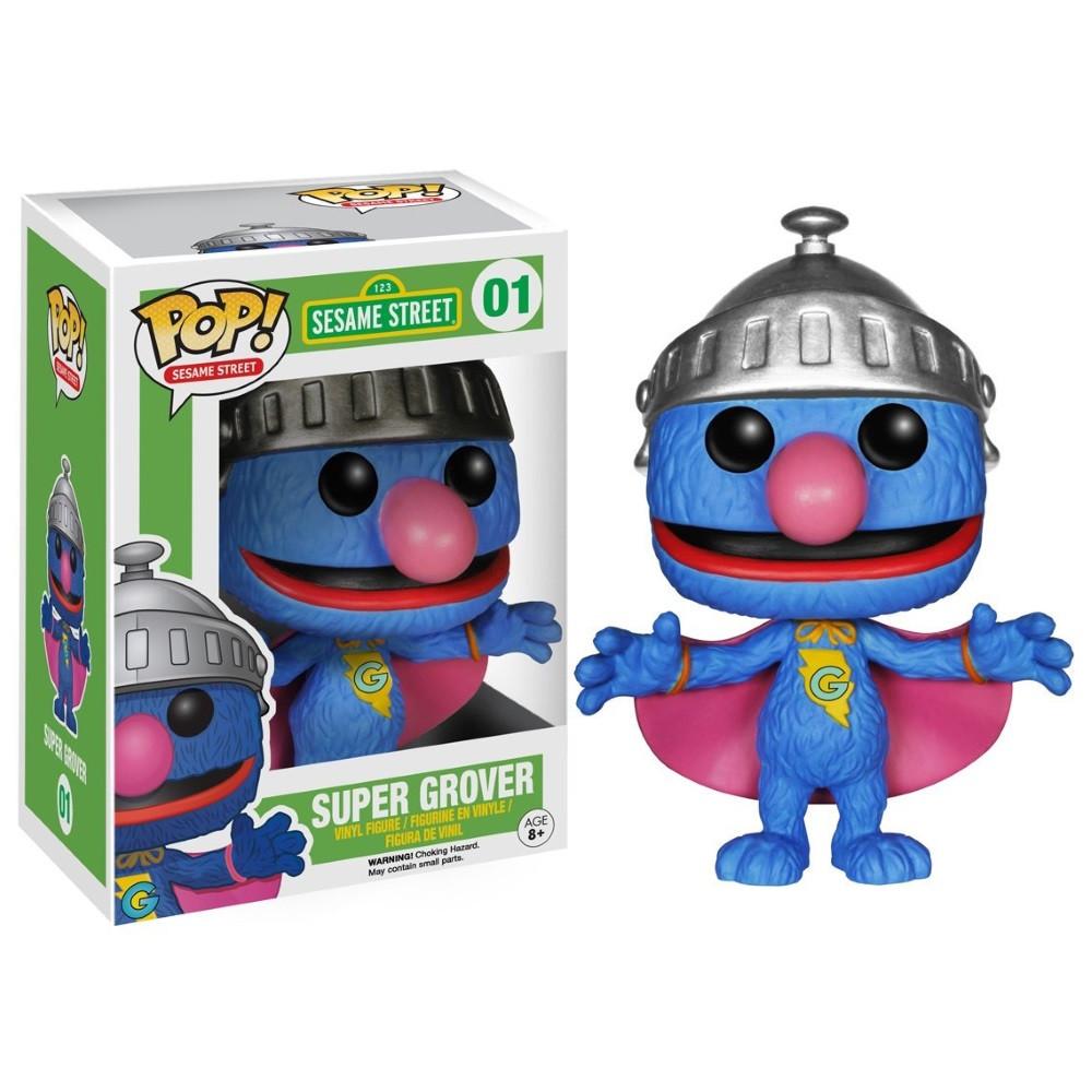POP!: Sesame Street - Super Grover Photo