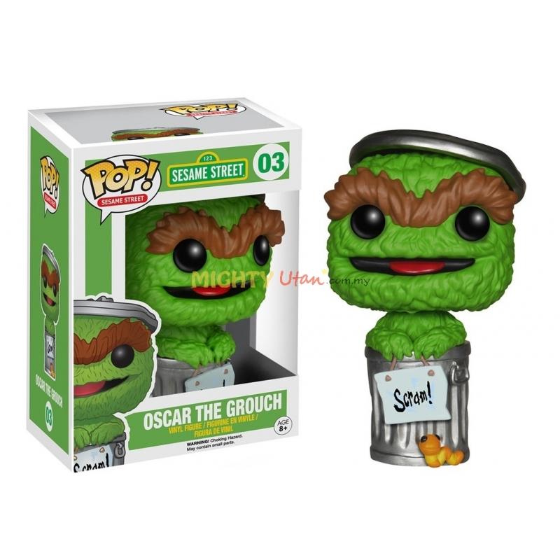 POP!: Sesame Street - Oscar the Grouch Photo