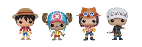 Funko Pop! Baru, Koleksi ONE PIECE