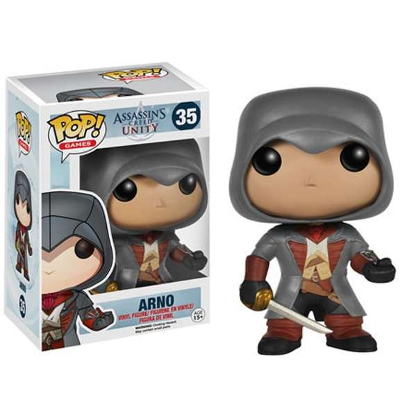 POP!: Assassin's Creed - Arno Photo