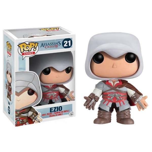 POP!: Assassin's Creed - Ezio Photo