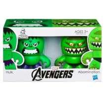 Mini Mighty Muggs : Marvel Avengers Movie 2Pack Hulk Abomination Photo