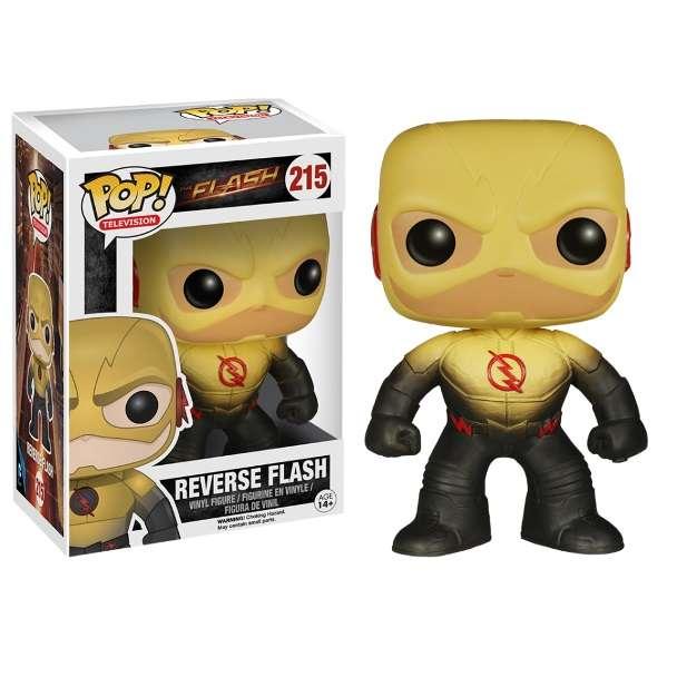 POP!: The Flash - Reverse Flash Photo