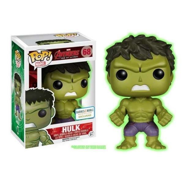 POP!: Avengers 2 - Hulk (B&N Exclusive) Photo