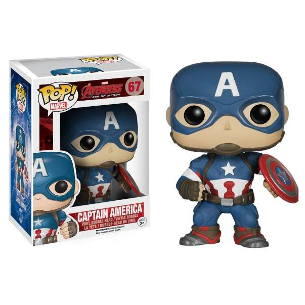 POP!: Avengers 2 - Captain America Photo