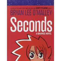 Graphic Novel: Seconds Photo