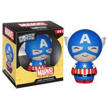 Dorbz: Marvel - Captain America Photo