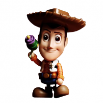 Cosbaby: Toy Story - Woody Photo