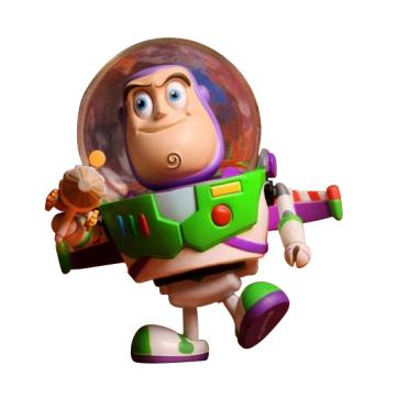 Cosbaby: Toy Story - Buzz Lightyear Photo