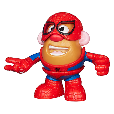 Potato Heads: Marvel - Spider Man Photo