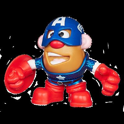 Potato Heads: Marvel - Captain America Photo