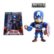 Diecast: Civil War - Captain America Photo