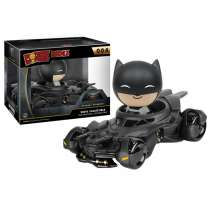 Dorbz Ridez: BVS - Batmobile with Batman Photo