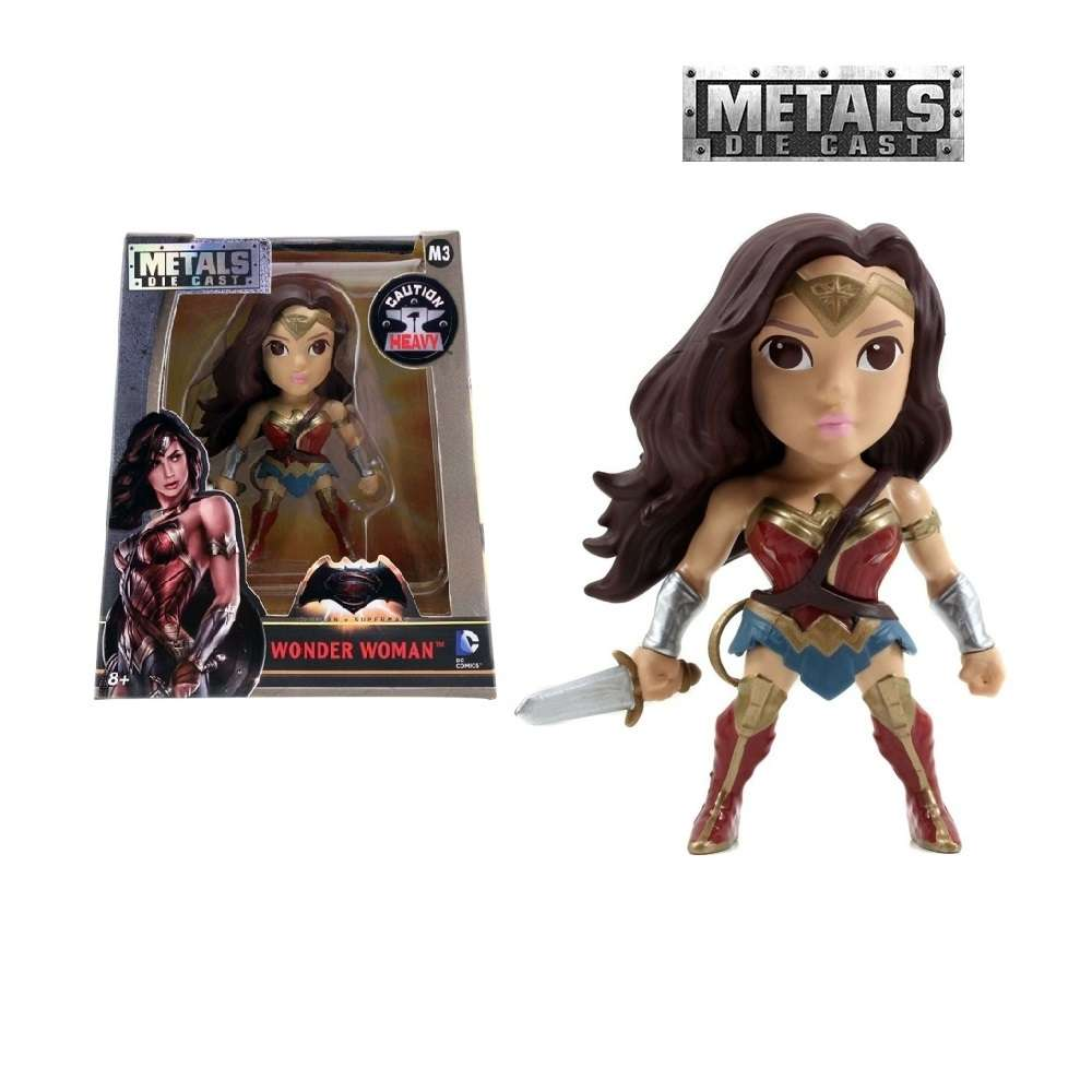 Diecast: BVS - Wonder Woman Photo