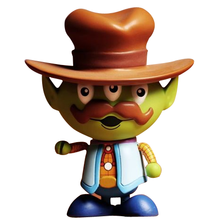 Cosbaby: Toy Story - Cowboy Alien Photo