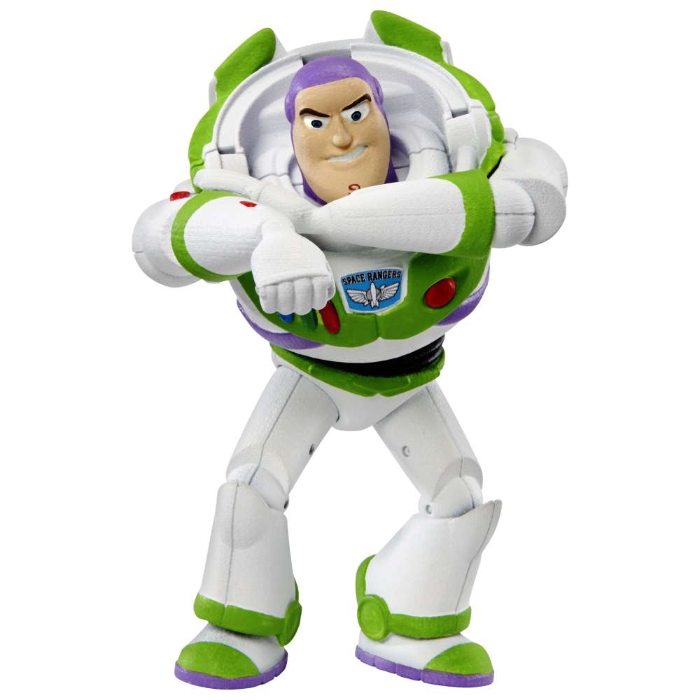 Action Figure: Toy Story - Laser Action Buzz Photo