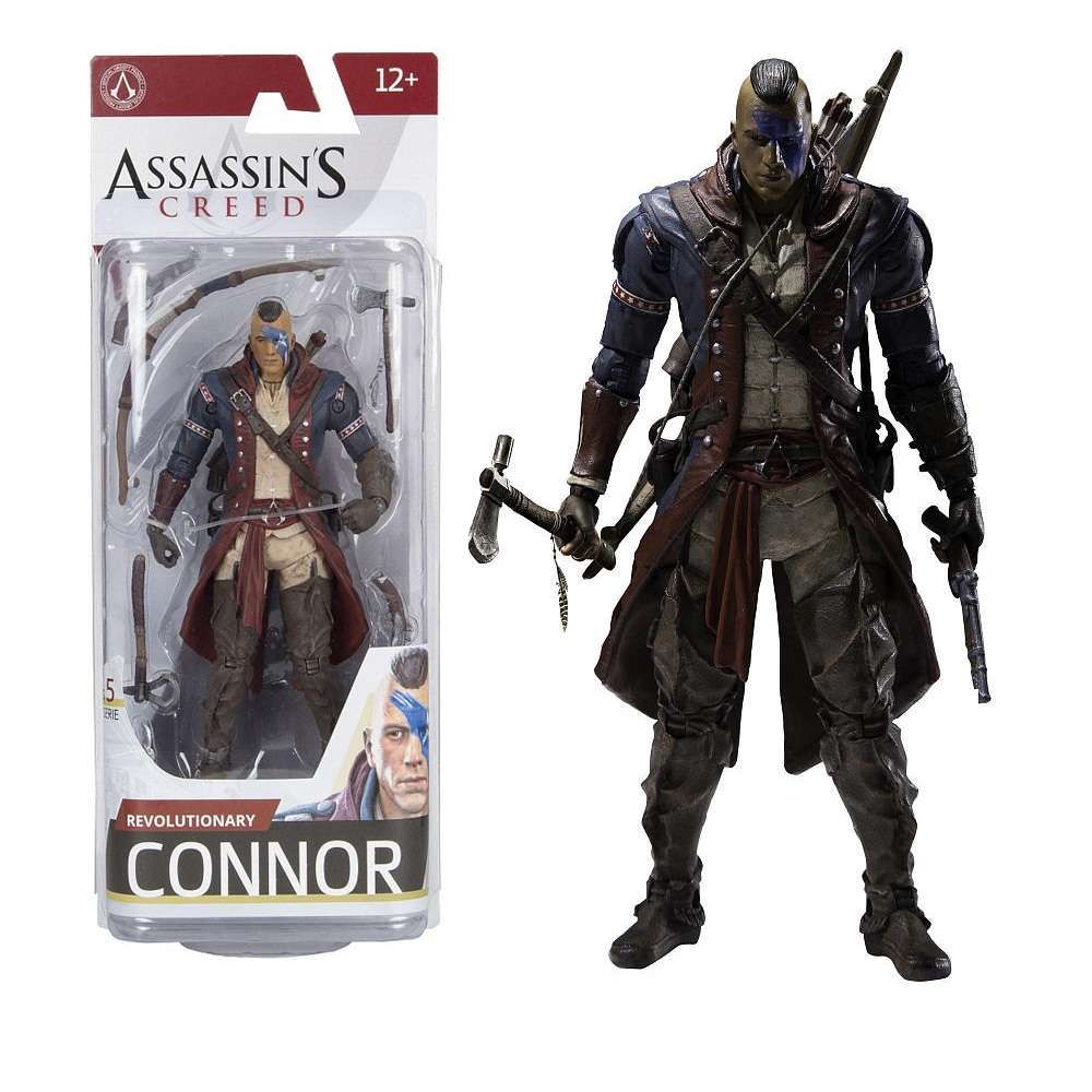 Action Figure: Assassin's Creed Series 5 - Connor Photo