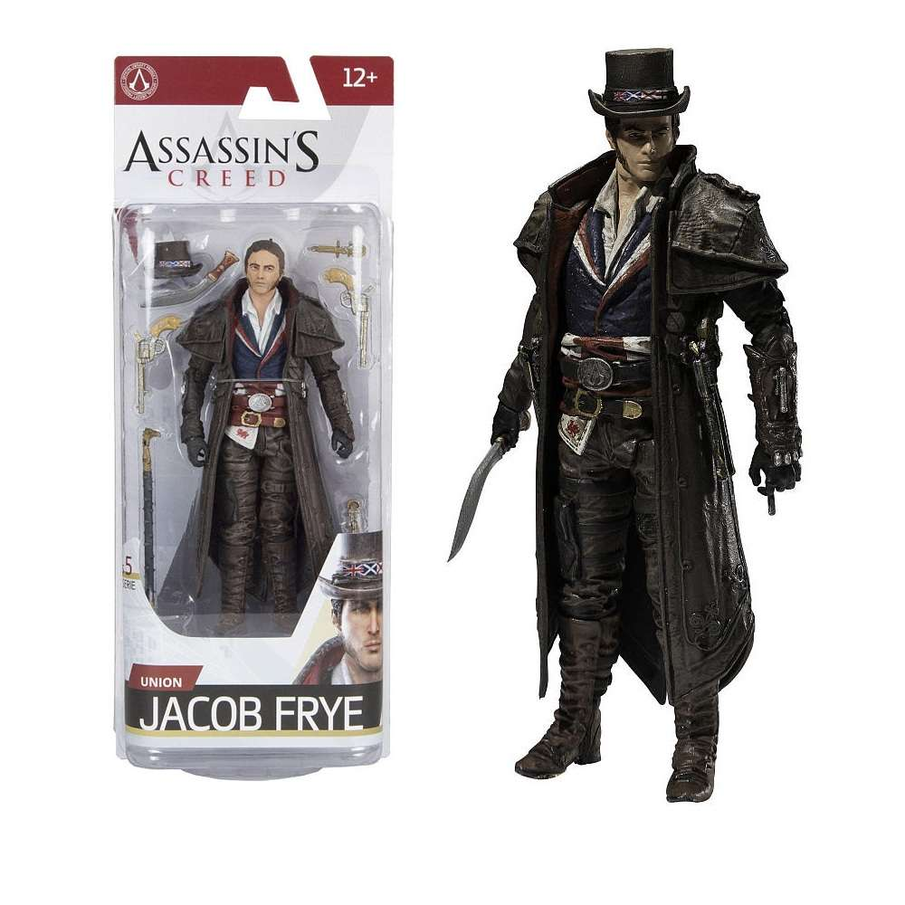 Action Figure: Assassin's Creed Series 5 - Jacob Frye Photo