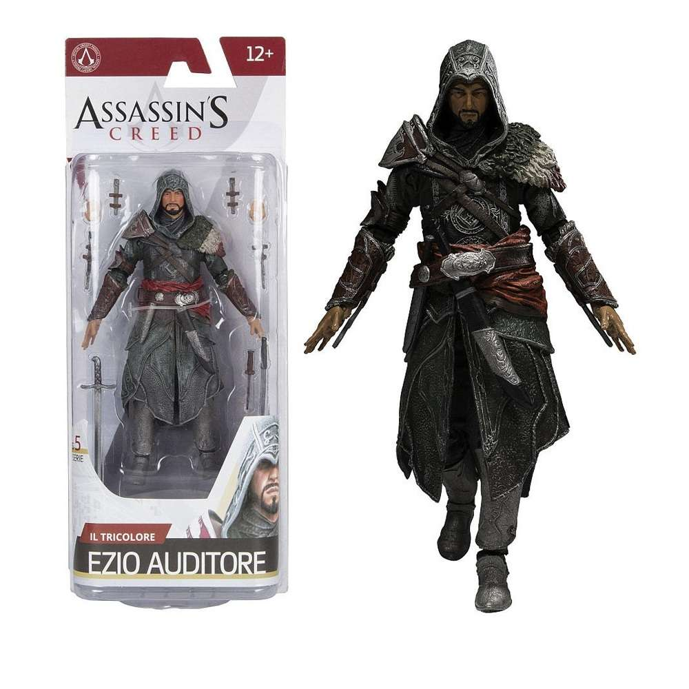 Action Figure: Assassin's Creed Series 5 - Ezio Auditore Photo