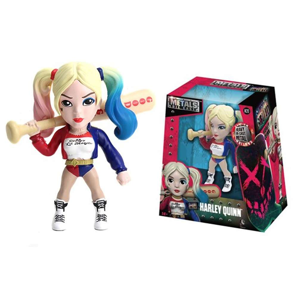 Diecast: Suicide Squad - Harley Quinn Photo
