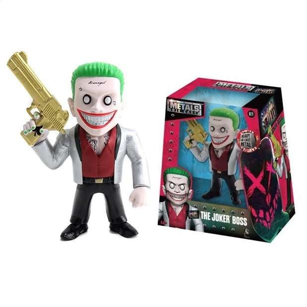 Diecast: Suicide Squad - The Joker Boss Photo