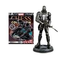 Chess Piece: Marvel - Agent Venom with Magazine Photo