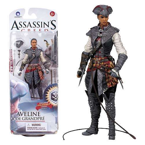 Action Figure: Assassin's Creed Series 2 - Aveline de Grandpre Photo