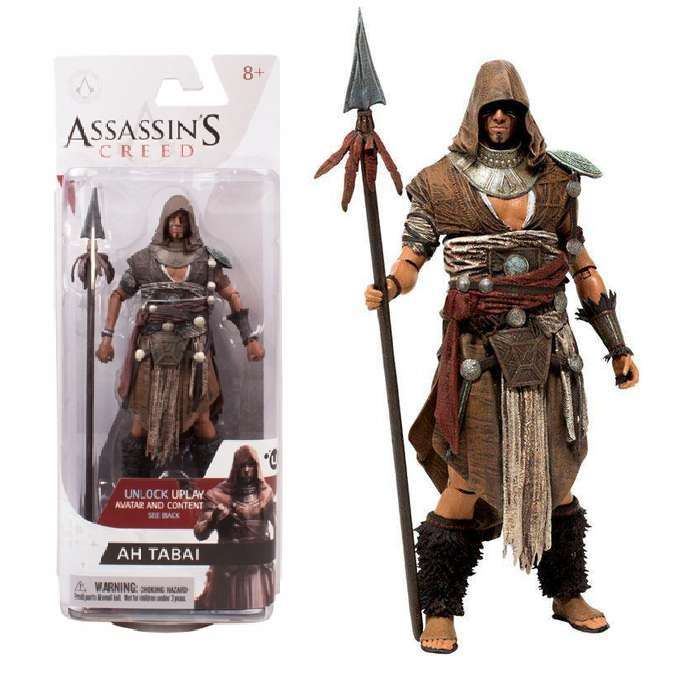 Action Figure: Assassin's Creed Series 3 - Ah Tabai Photo