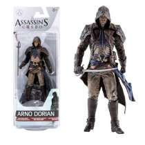 Action Figure: Assassin's Creed Series 4 - Arno Dorian Photo