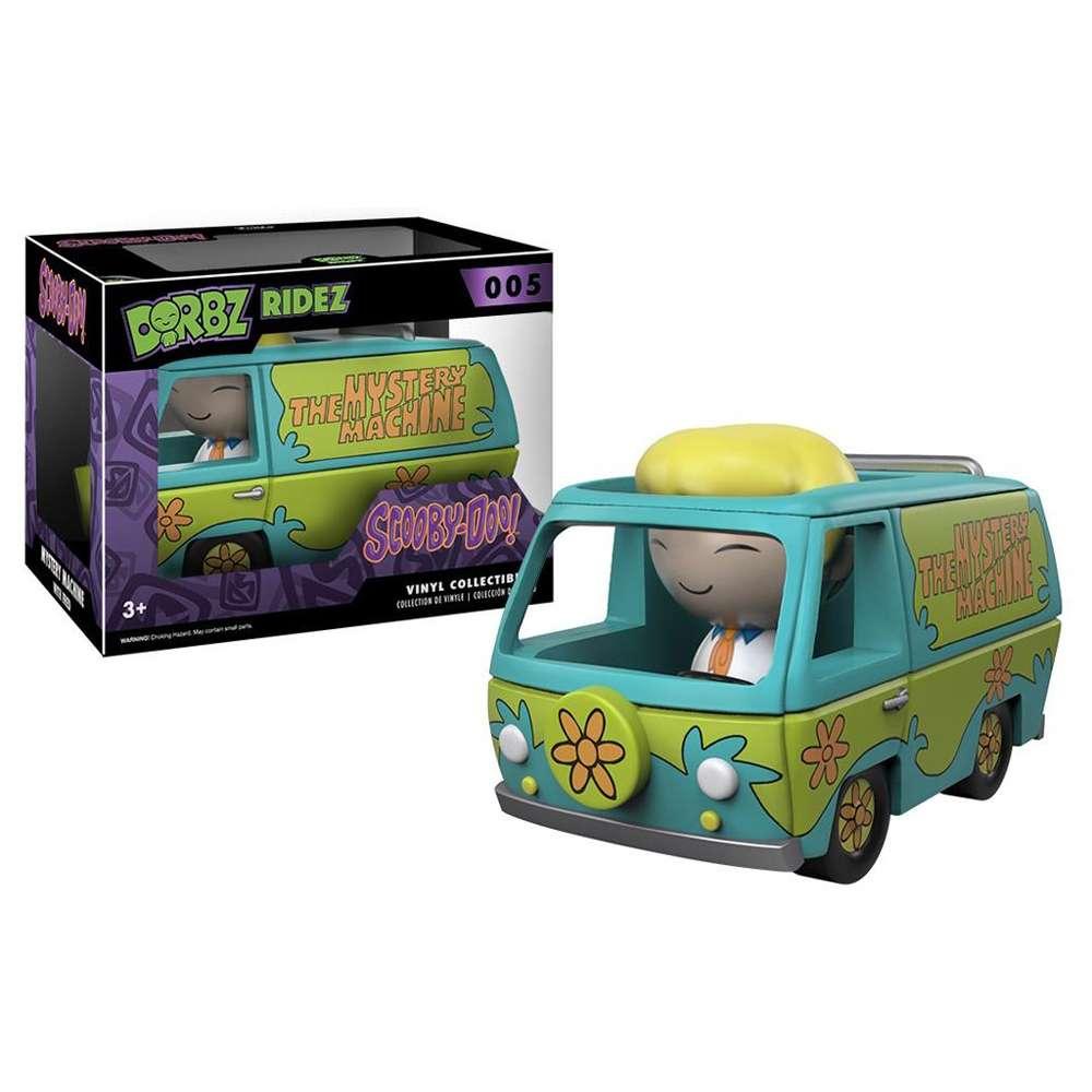 Dorbz Ridez: Scooby Doo - Mystery Machine with Fred Photo