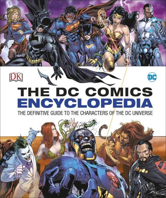 Book: DC Comics Encyclopedia All-New Edition Photo