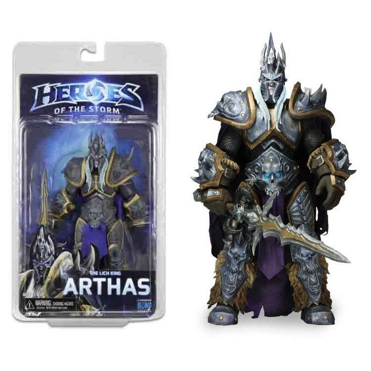 Action Figure: Heroes of the Storm - Arthas (Warcraft) Photo