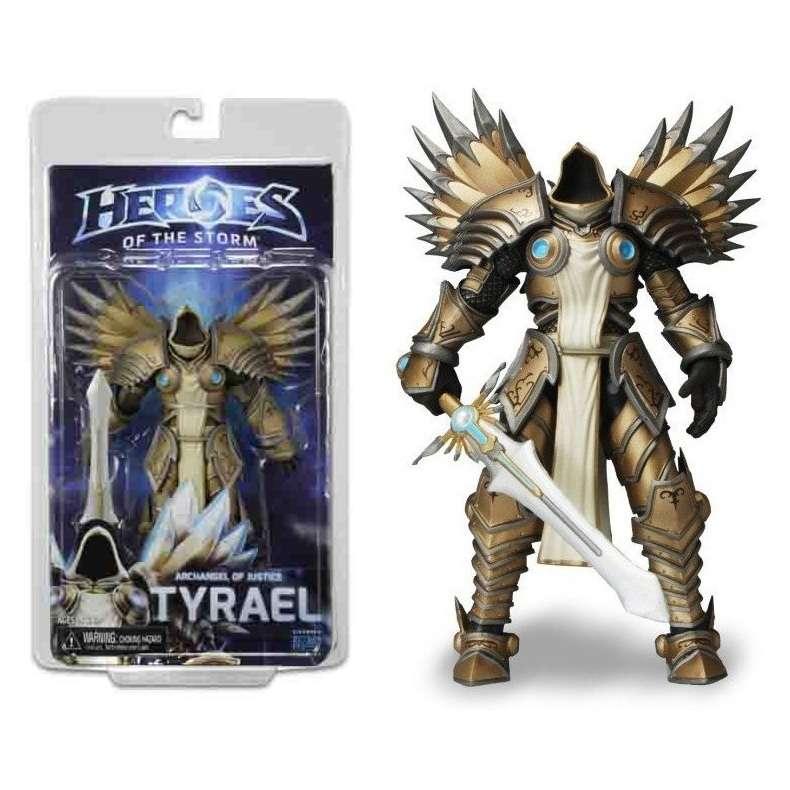 Action Figure: Heroes of the Storm - Tyrael (Diablo) Photo
