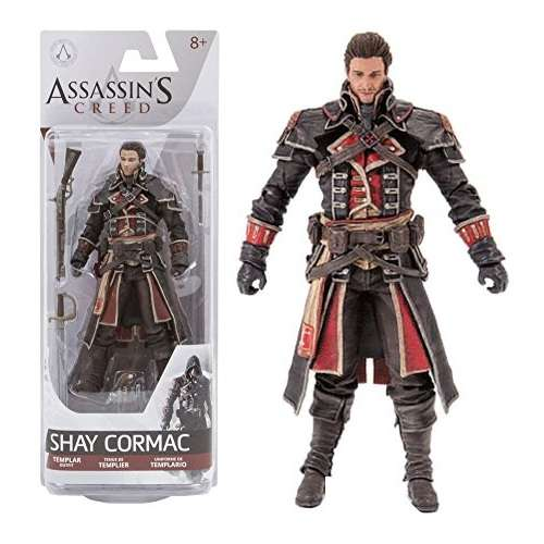 Action Figure: Assassin's Creed Series 4 - Shay Cormac Photo
