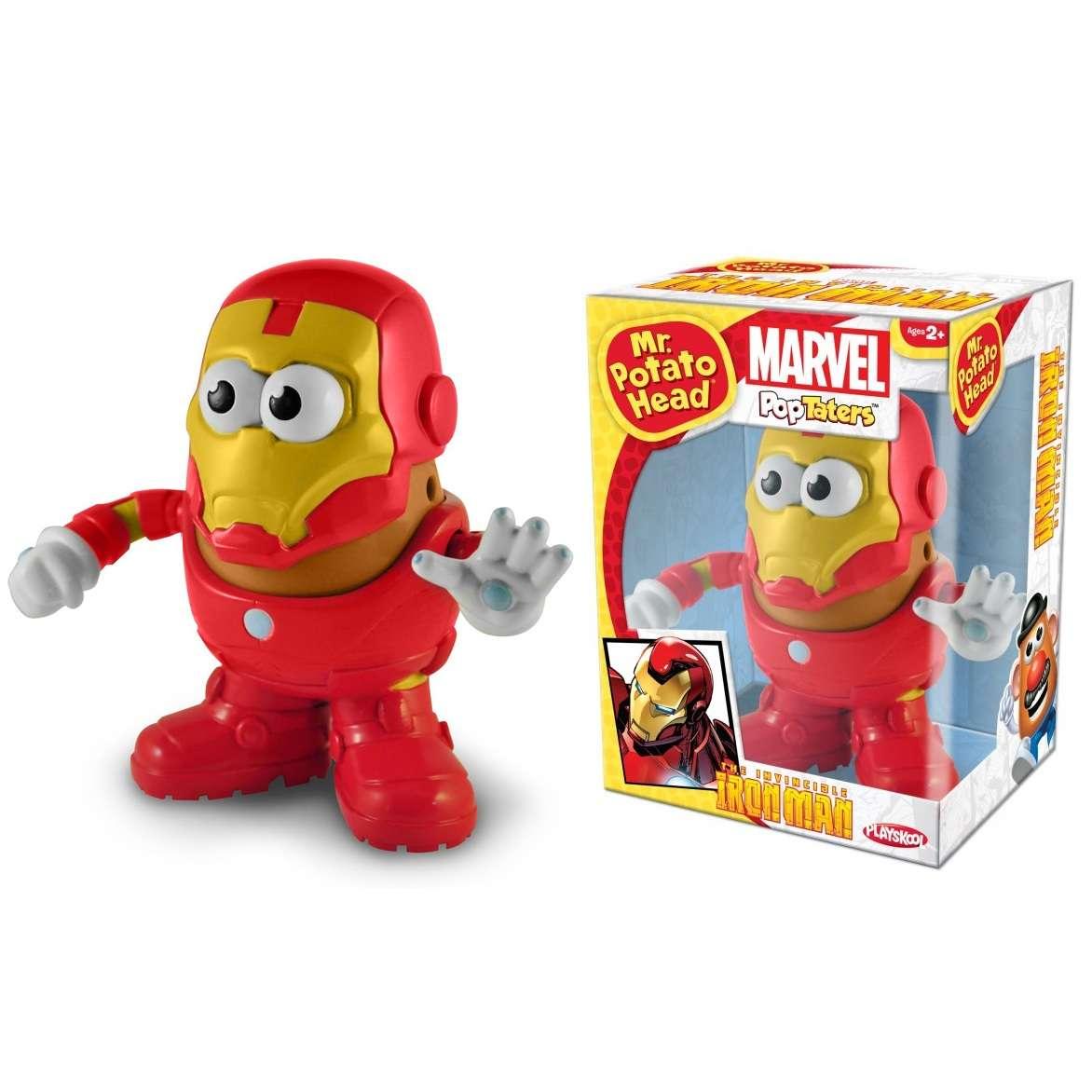 Potato Head: Marvel - Iron Man Photo