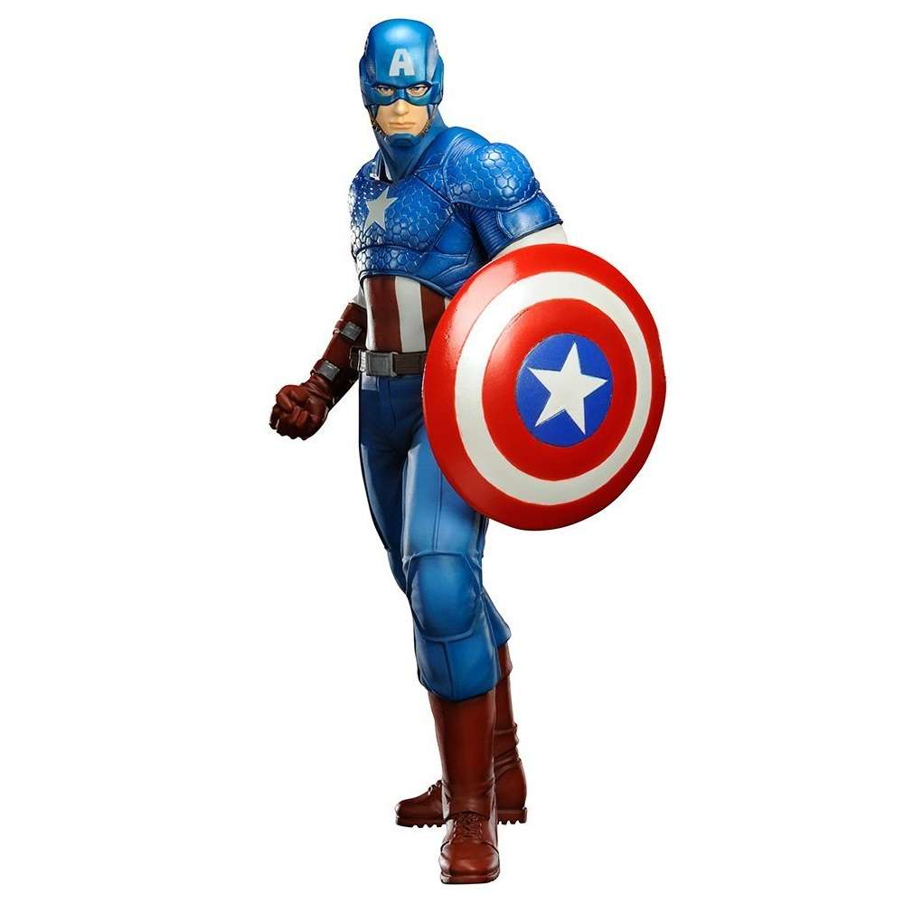 ArtFx+ Statue: Avengers - Captain America Photo