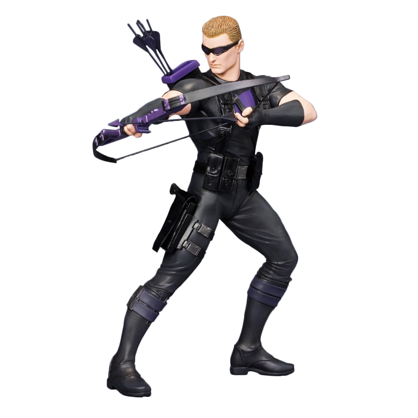 ArtFX+ Statue: Avengers - Hawkeye Photo