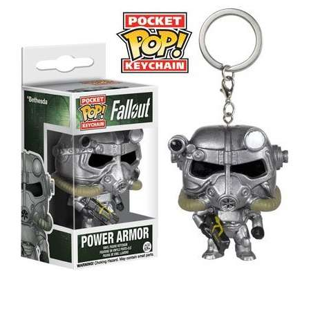 Pocket Pop: Fallout - Power Armor Photo