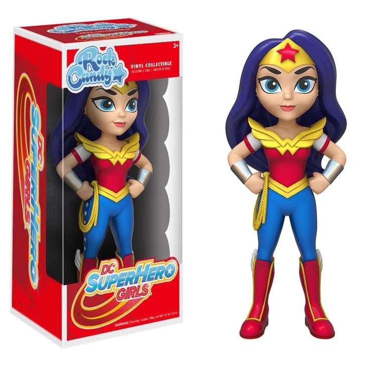 Rock Candy: DC Super Hero Girls - Wonder Woman Photo