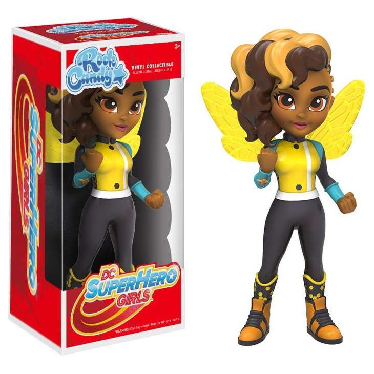 Rock Candy: DC Super Hero Girls - Bumblebee Photo