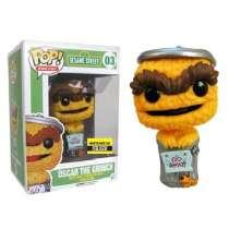 POP!: Sesame Street - Oscar the Grouch (EE Exclusive) Photo