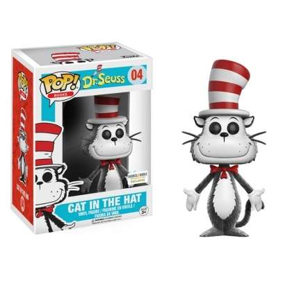 POP!: Dr Seuss - Cat in the Hat Flocked (B&N Exclusive) Photo