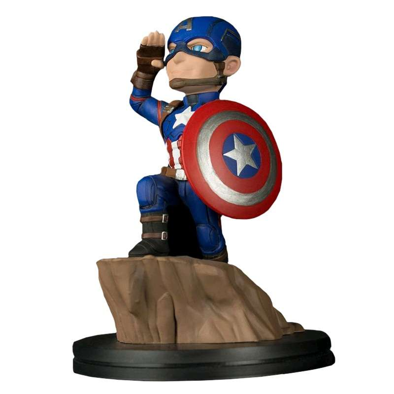 Q-Fig: Civil War - Captain America Photo