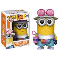 POP!: Despicable Me 3 - Tourist Jerry Photo