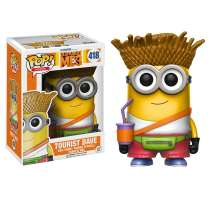 POP!: Despicable Me 3 - Tourist Dave Photo
