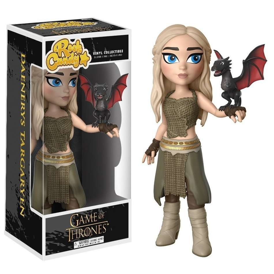 Rock Candy: Game of Thrones - Daenerys Targaryen Photo